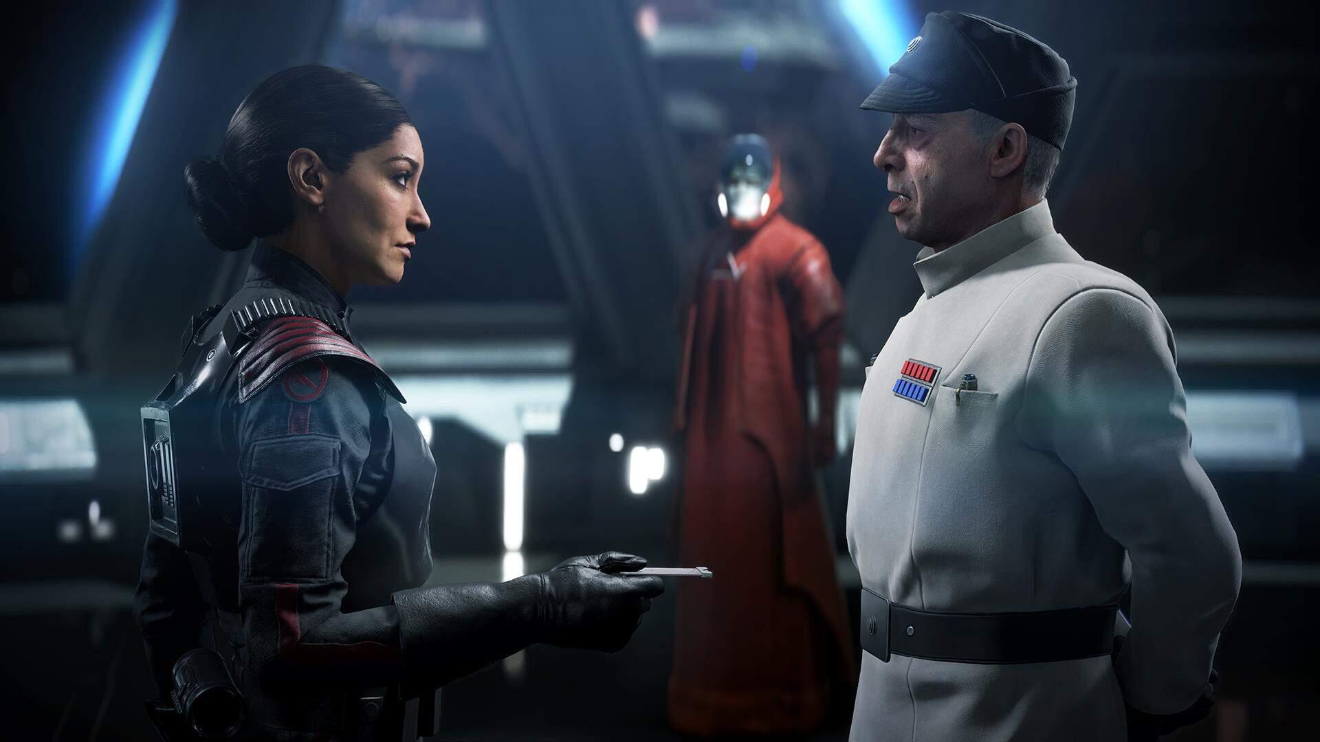 Star Wars Battlefront 2 Screenshot 01