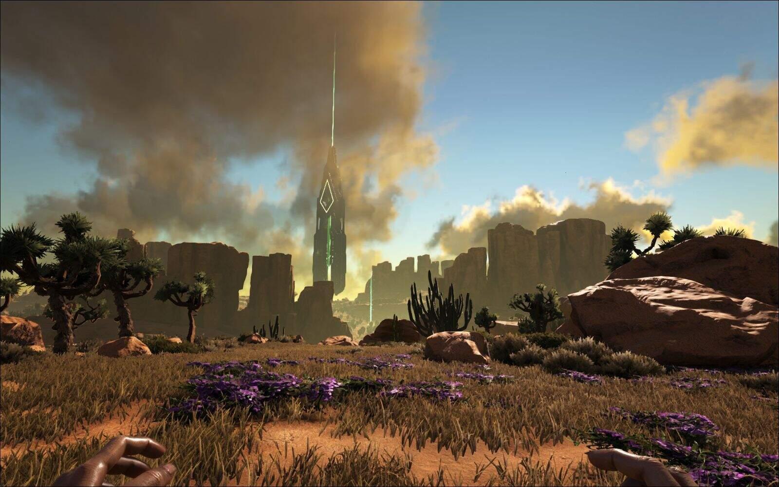 ARK: Survival Evolved Screenshot 01