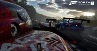 Forza Motorsport 7 Kamerawinkel