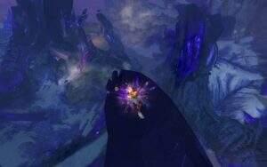 Guild Wars 2: Path of Fire Aufgeladenes vaabisches Greifen-Ei