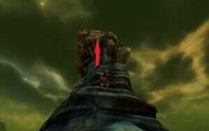 Guild Wars 2: Path of Fire Bleiches Schluchtengreifen-Ei