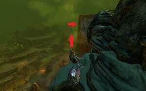 Guild Wars 2: Path of Fire Geflecktes Schluchtengreifen-Ei