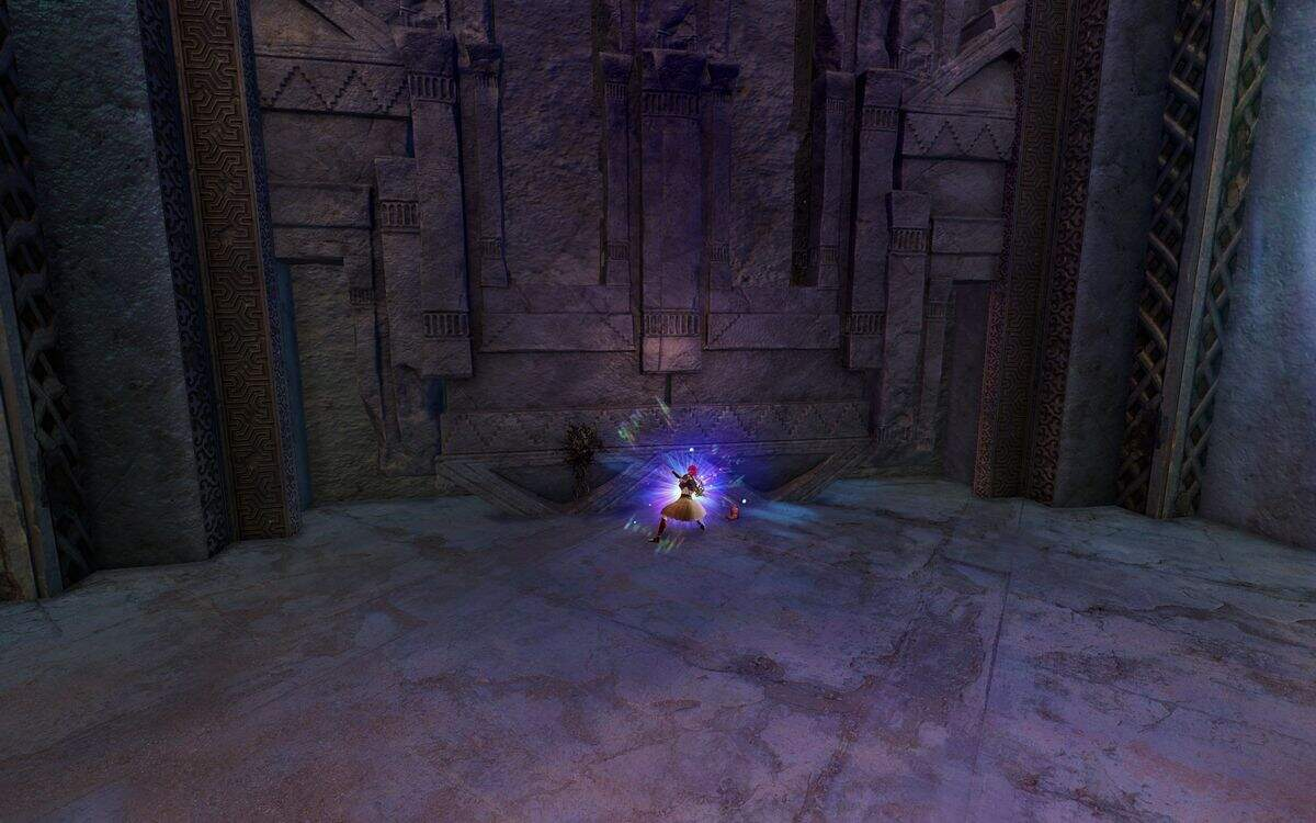 Guild Wars 2: Path of Fire Greif Guide Grab der Altehrwürdigen Könige Portal