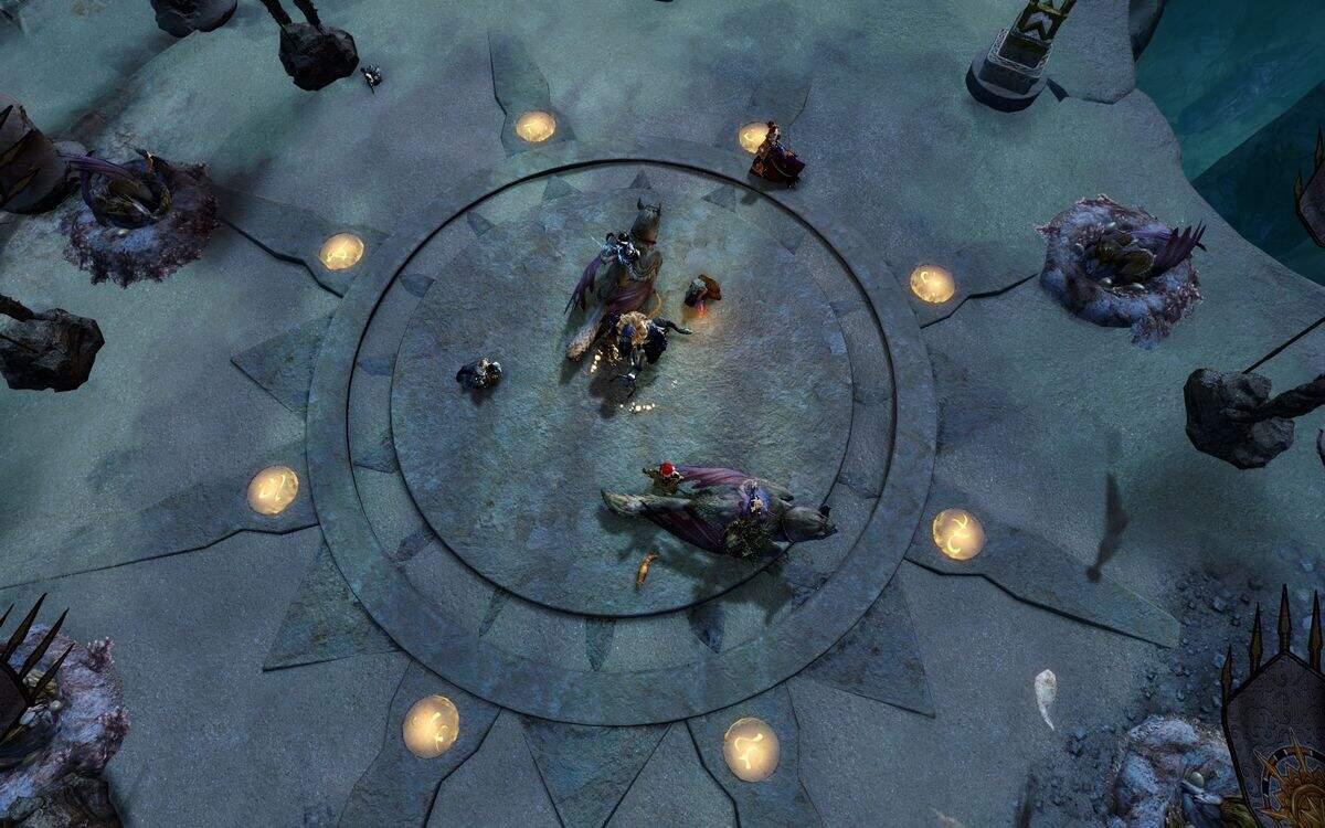 Guild Wars 2: Path of Fire Greif Guide Runen und Greieneier