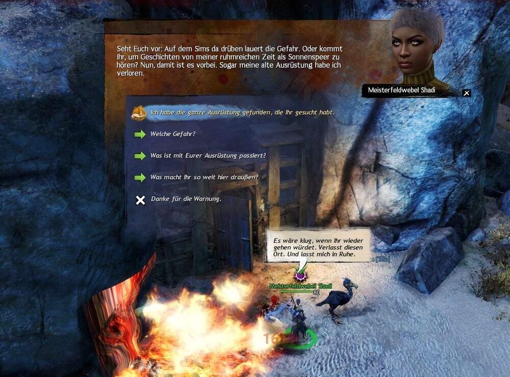 Guild Wars 2: Path of Fire Shadis Belohnung