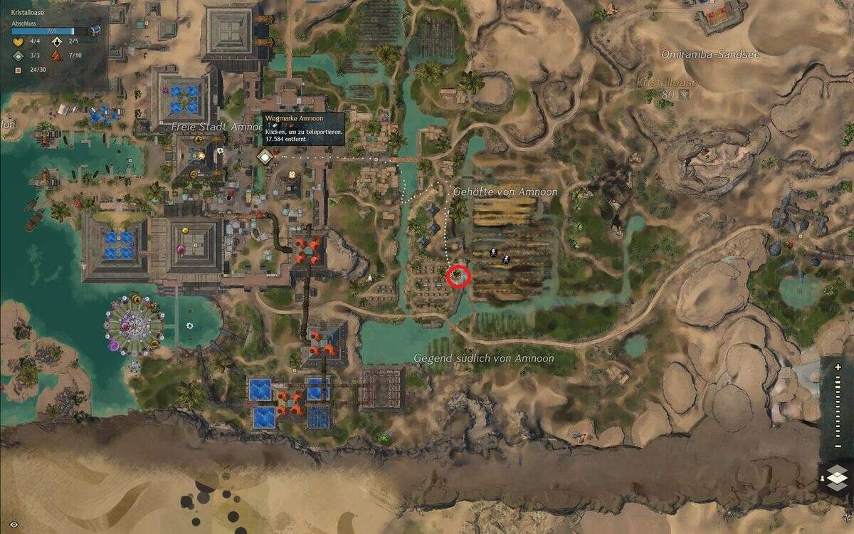 Guild Wars 2: Path of Fire Sonnenspeer-Zehnter