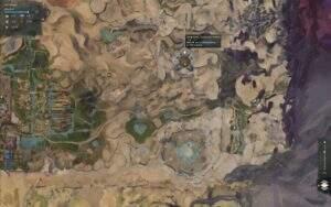 Guild Wars 2: Path of Fire Staubiges Küstengreifen-Ei Fundort