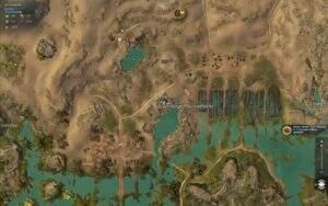 Guild Wars 2: Path of Fire Steinernes Auengreifen-Ei Fundort