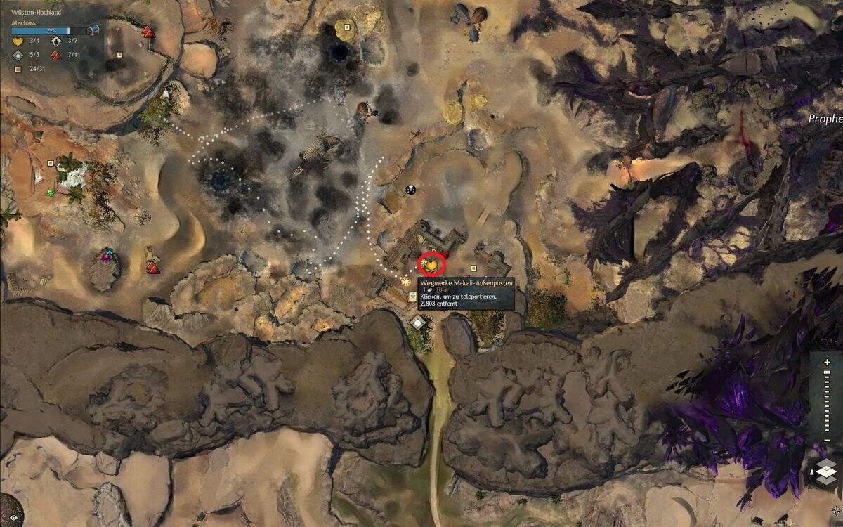 Guild Wars 2: Path of Fire Überlebens-Vorräte