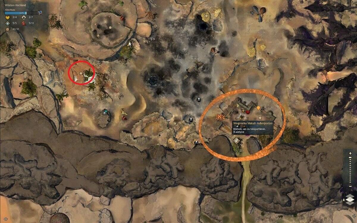 Guild Wars 2: Path of Fire Zaklem, die Rune der Treue