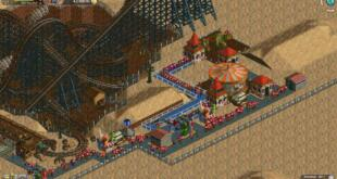 RollerCoaster Tycoon Classic Screenshot 01