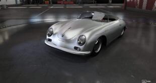 Forza Motorsport 7 1957 Porsche 356 A Speedster