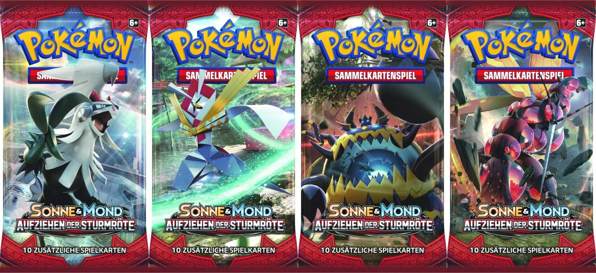 Pokémon Sammelkartenspiel Booster