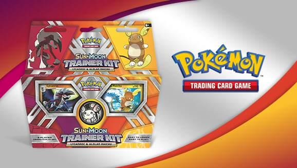 Pokémon Sammelkartenspiel Trainerkit