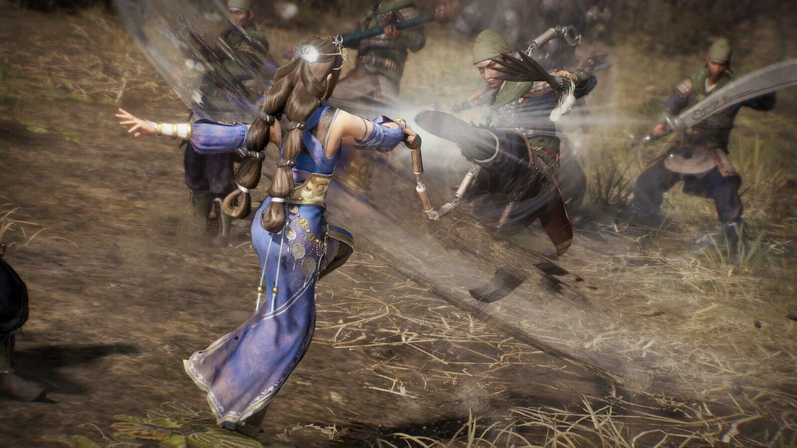 Dynasty Warriors 9 Screenshot 03