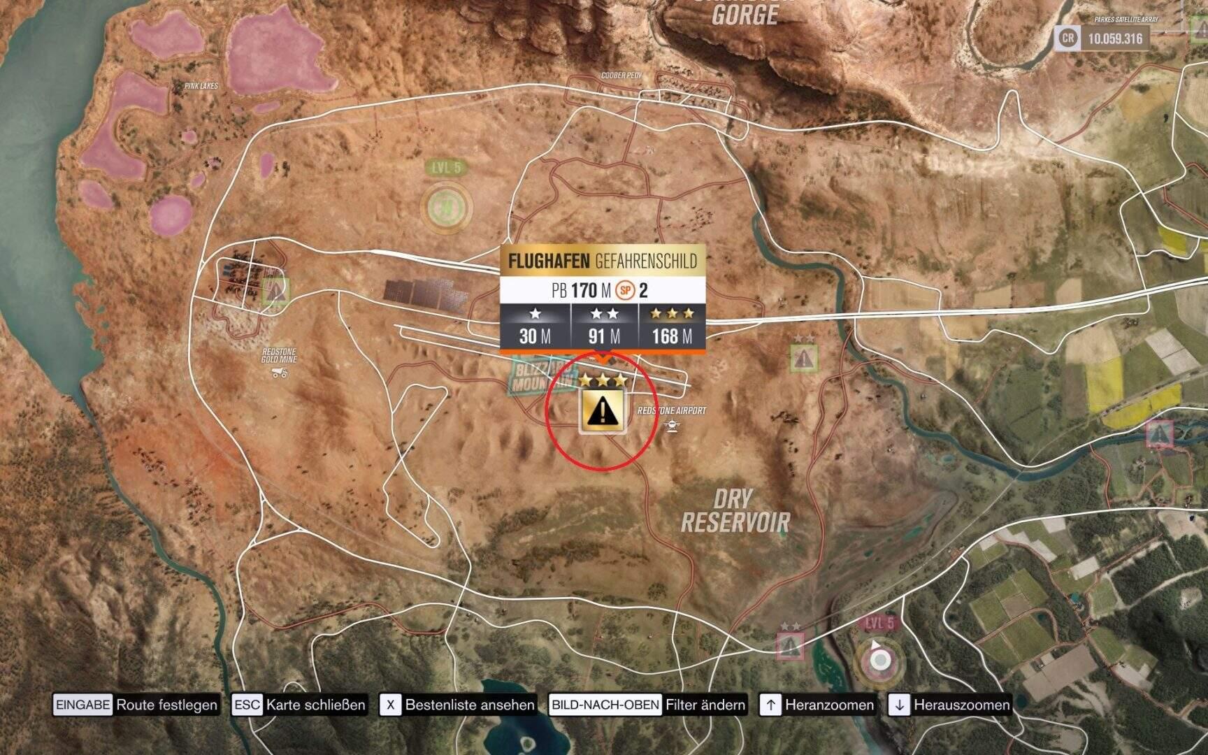Forza Horizon 3 Fassrolle Spot 1