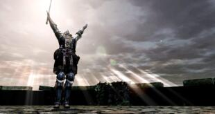 Dark Souls Praise the Sun Geste