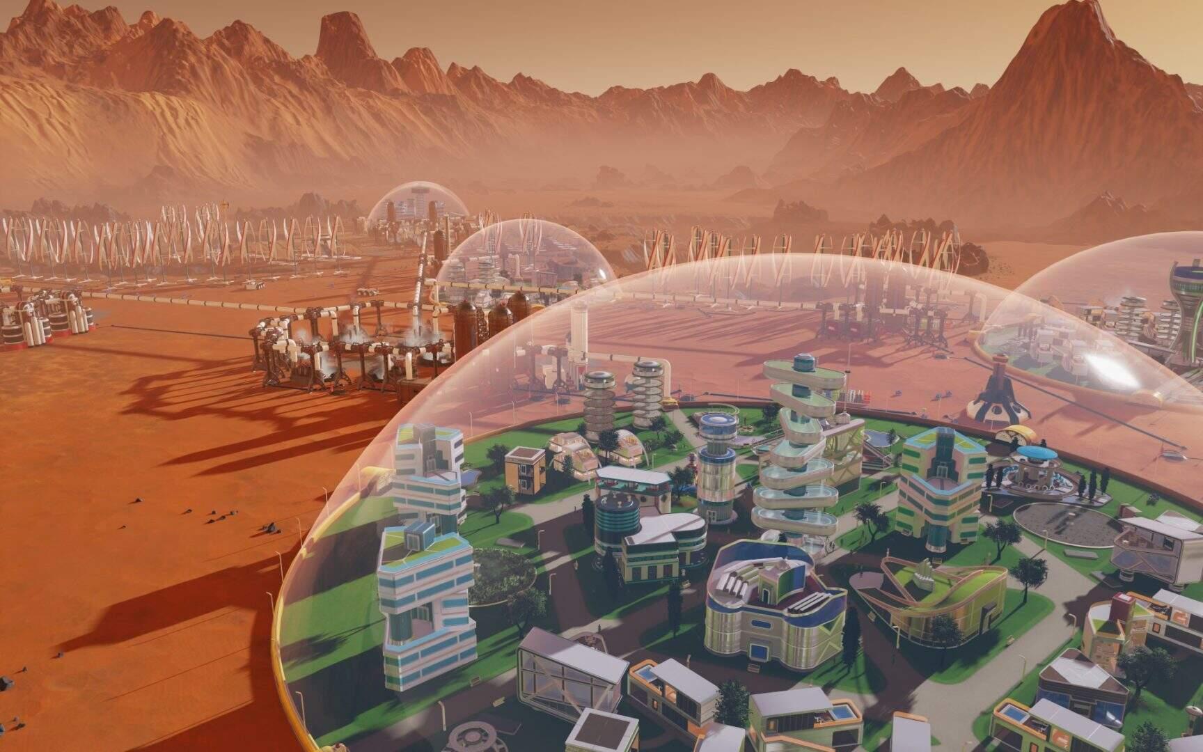 Surviving Mars Screenshot 02