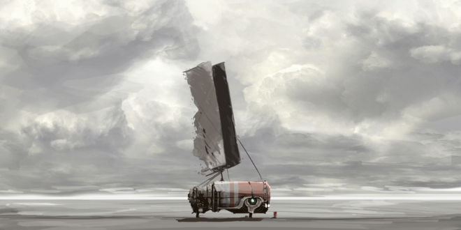 FAR: Lone Sails Artbook 02