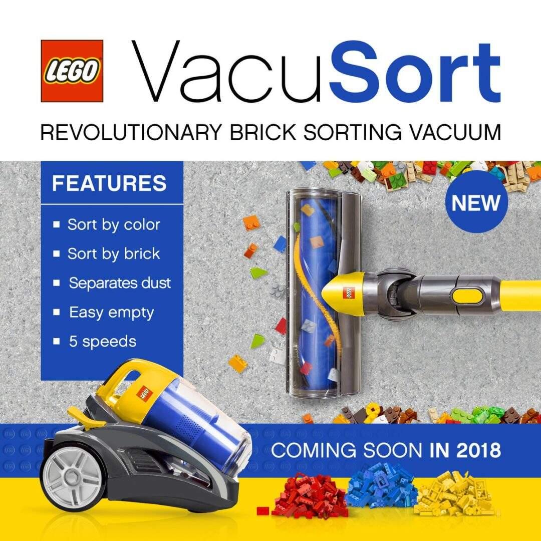 LEGO Vacu Sort