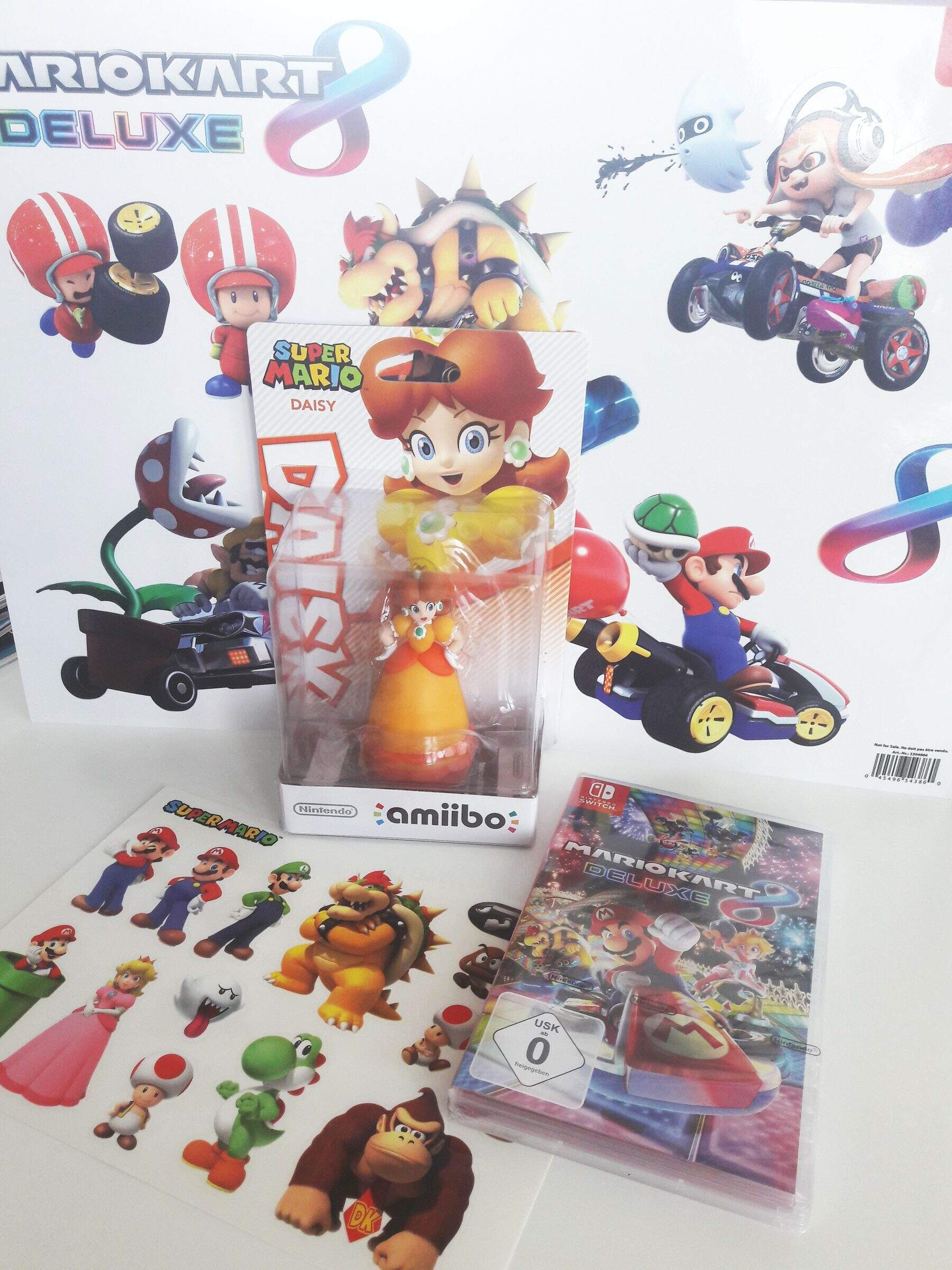 Amiibo Gewinnspiel 2019