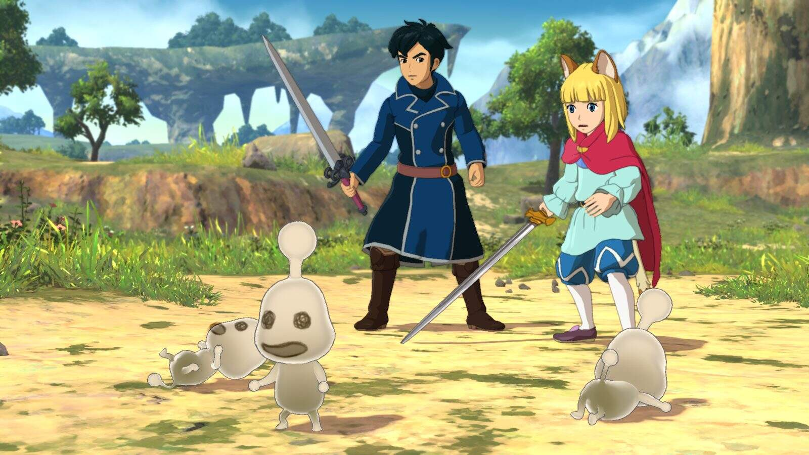 Ni No Kuni 2 Screenshot 01