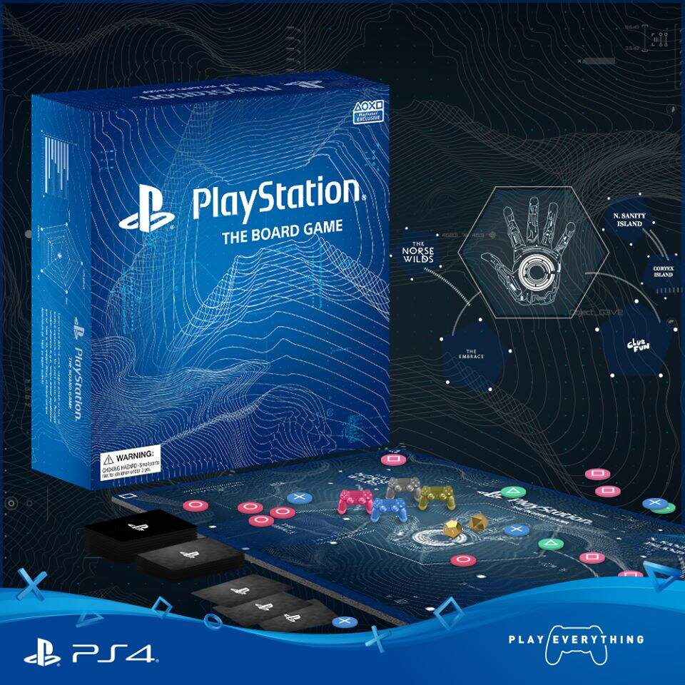 PlayStation The Board Game