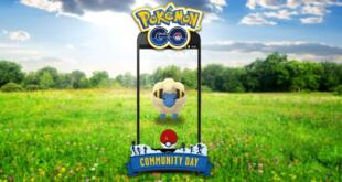 Pokémon GO April Community Day