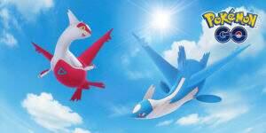 Pokémon GO Latias und Latios