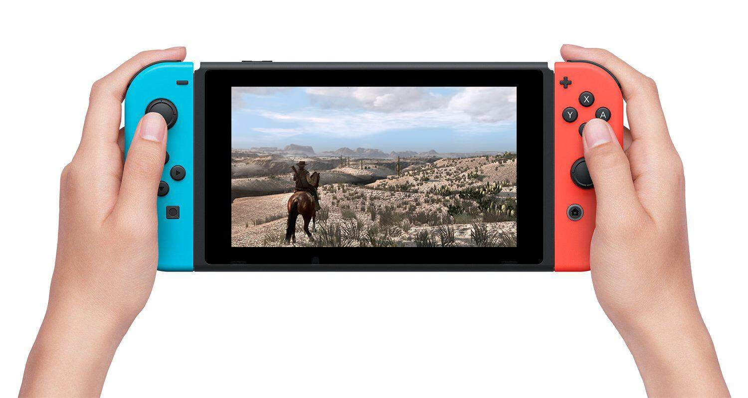 Red Dead Redemption Nintendo Switch Edition