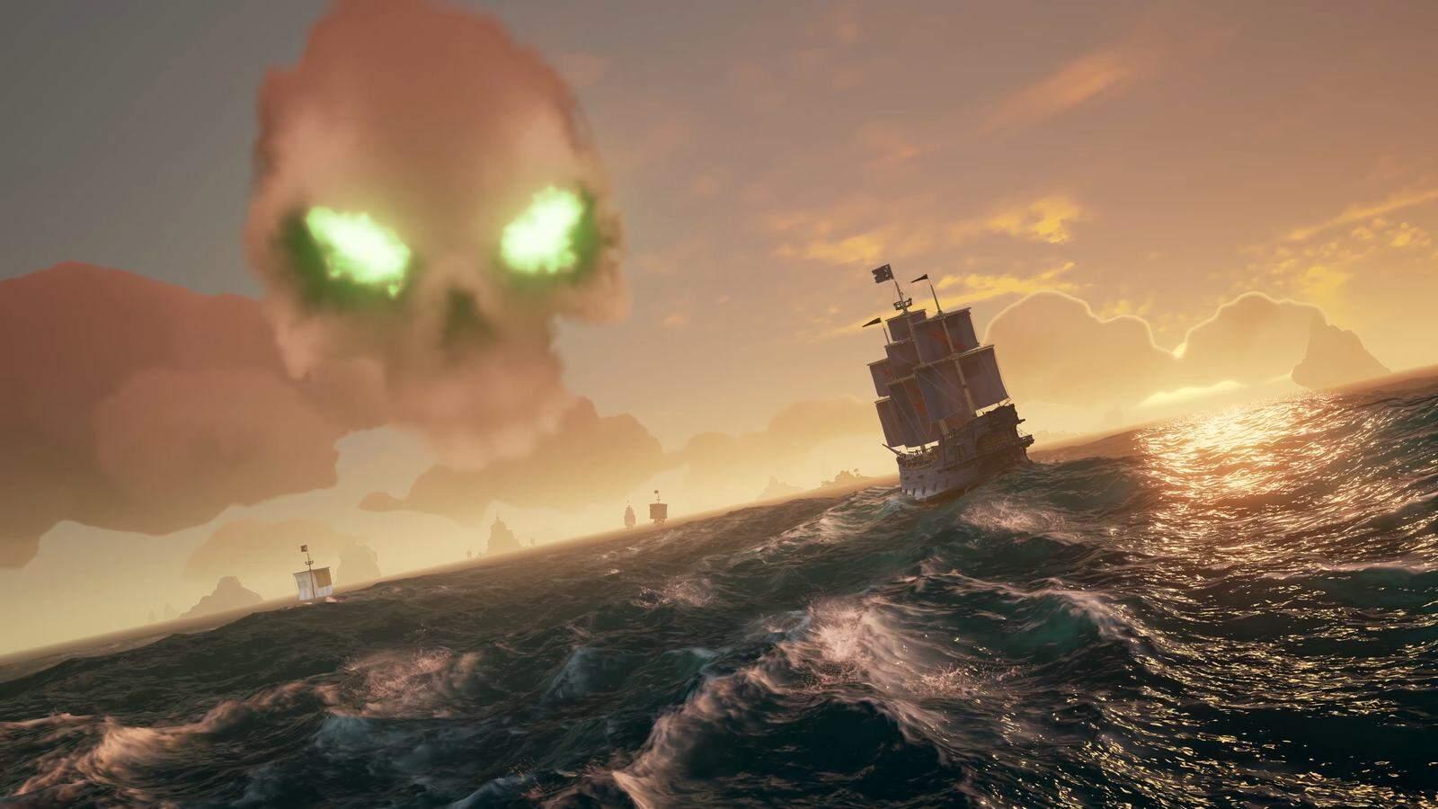 Sea of Thieves Abenteuer auf hoher See