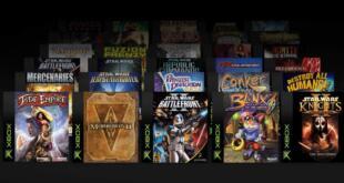 Xbox Original Abwärtskompatible Titel April
