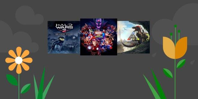 Xbox Spring Add-On Sale