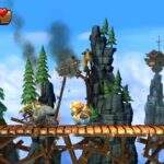 Donkey Kong Country: Tropical Freeze Screenshot 02