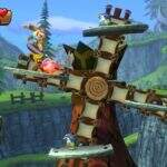 Donkey Kong Country: Tropical Freeze Screenshot 06