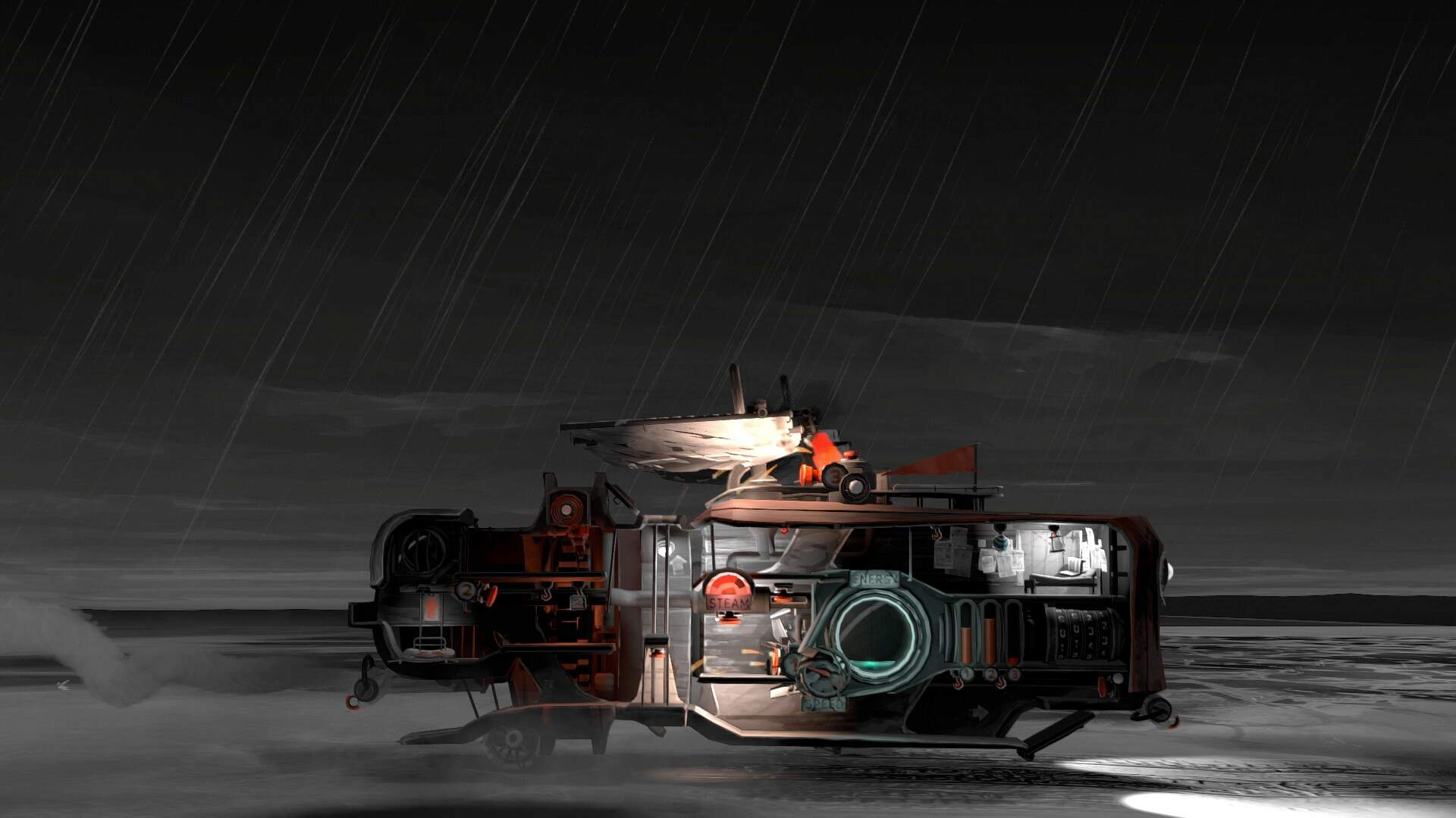 FAR: Lone Sails Screenshot 01