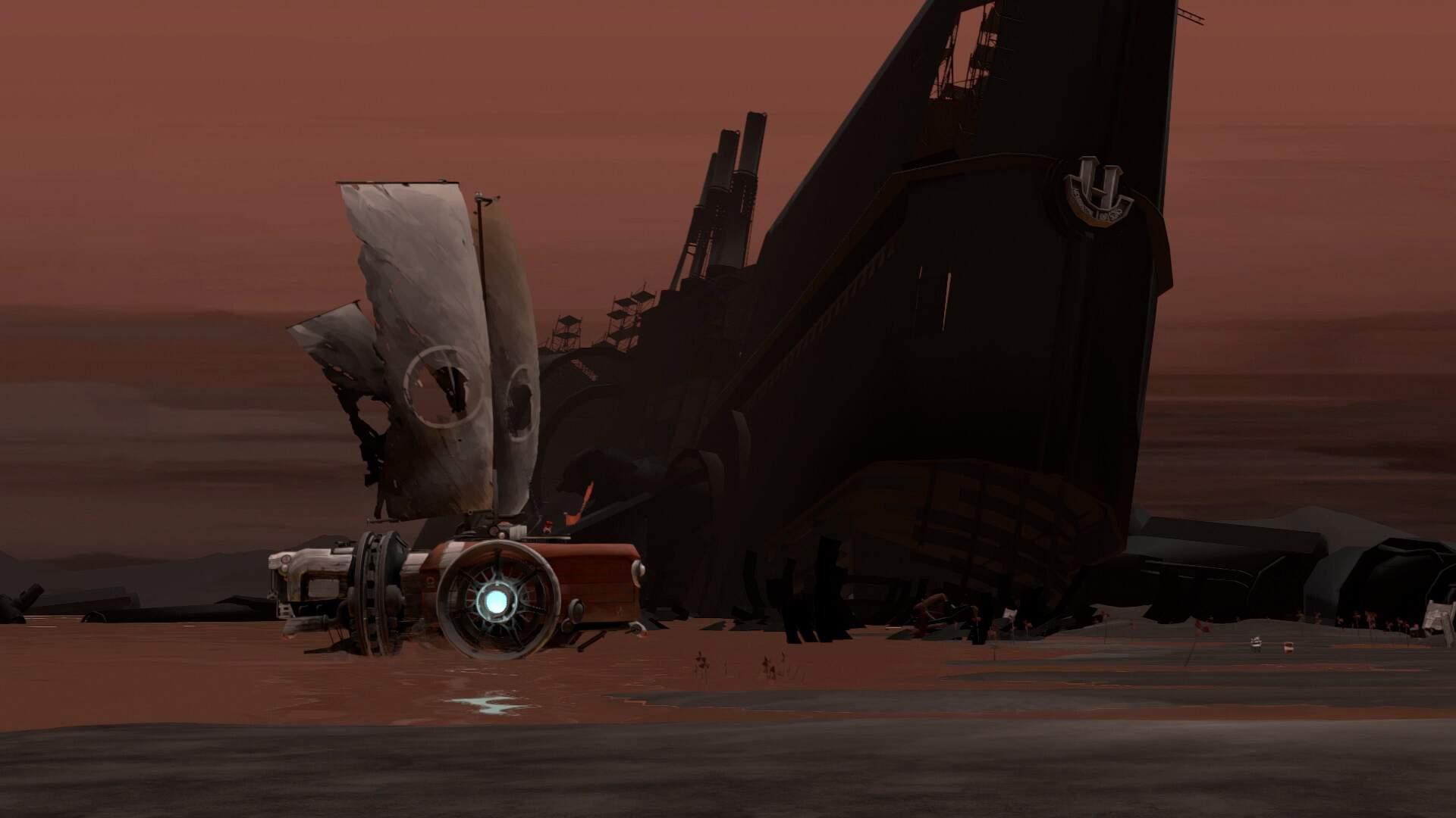 FAR: Lone Sails Screenshot 04