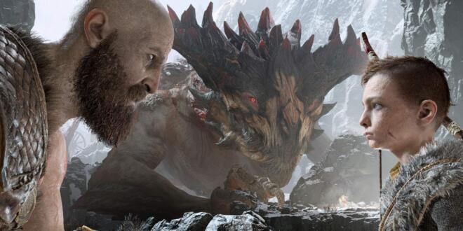 God of War Fotomodus
