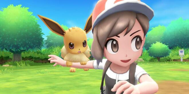 Pokémon: Let's Go, Pikachu! und Pokémon: Let's Go, Evoli!