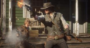 Red Dead Redemption 2 Screenshot 011