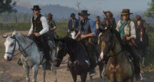 Red Dead Redemption 2 Screenshot 05