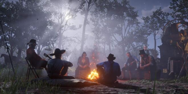 Red Dead Redemption 2 Screenshot 09