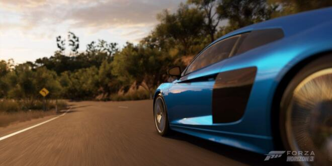 Forza Horizon 3 Speed