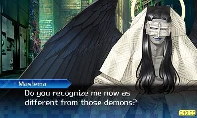 Shin Megami Tensei: Strange Journey Redux Screenshot 01