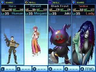 Shin Megami Tensei: Strange Journey Redux Screenshot 04