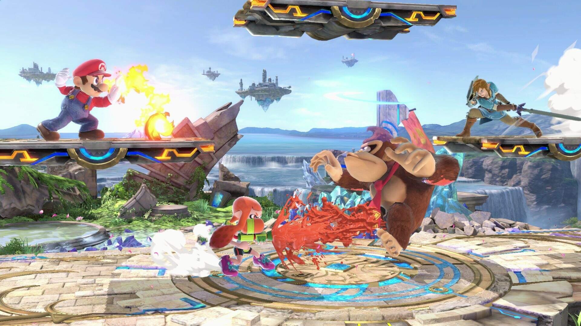 Super Smash Bros. Ultimate Vorschau