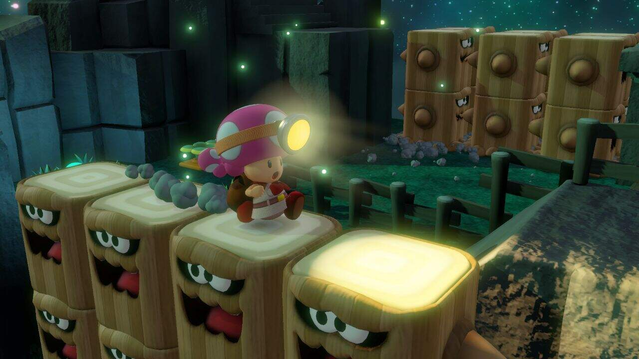 Captain Toad: Treasure Tracker Screenshot 01