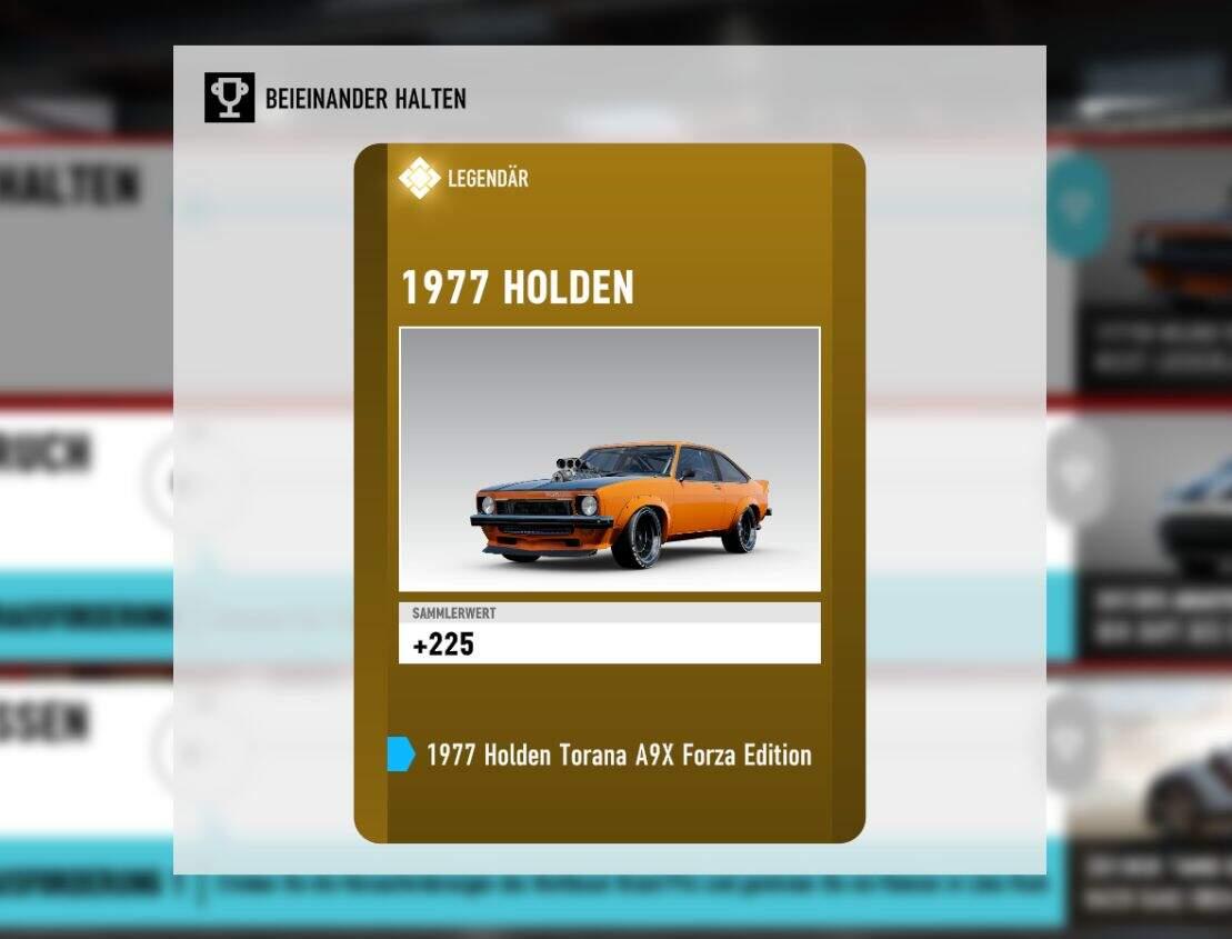 Forza Motorsport 7 Beeinander Halten