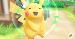 Pokémon: Let's Go, Evoli! und Pikachu! Screenshot 01