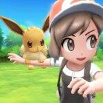 Pokémon: Let's Go, Evoli! und Pikachu! Screenshot 02